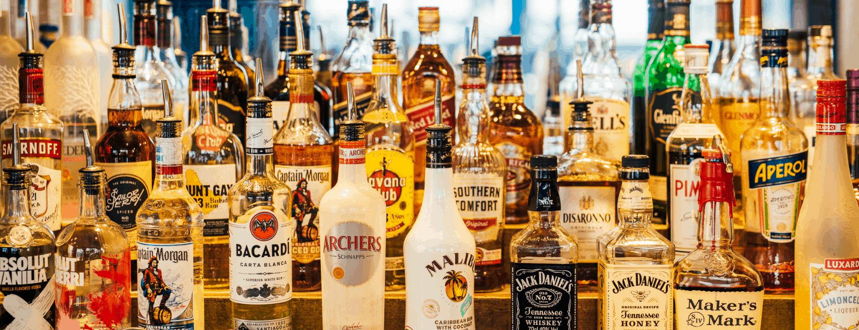 Bottles Header