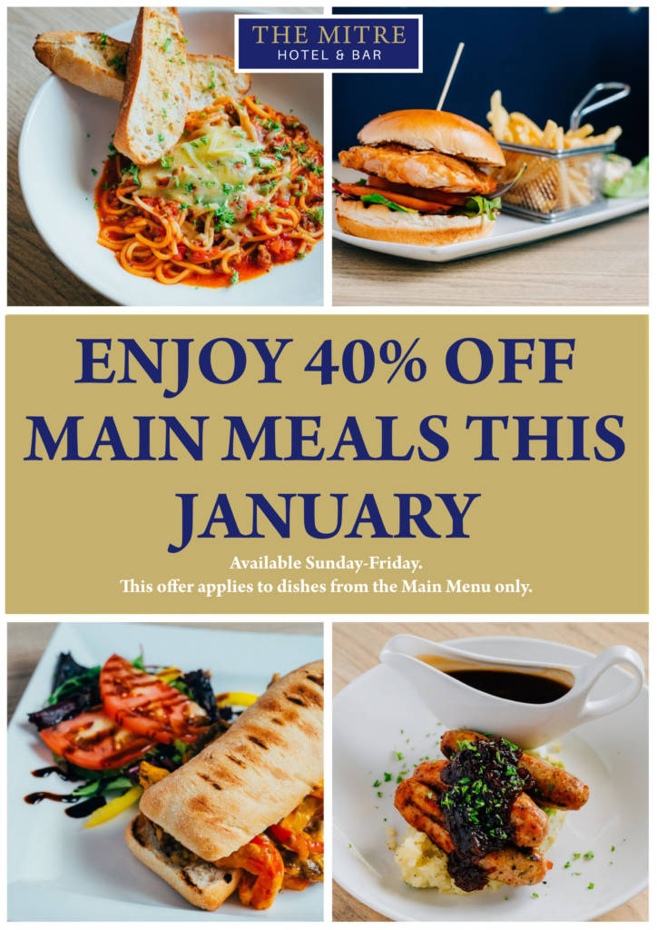 January food promotion