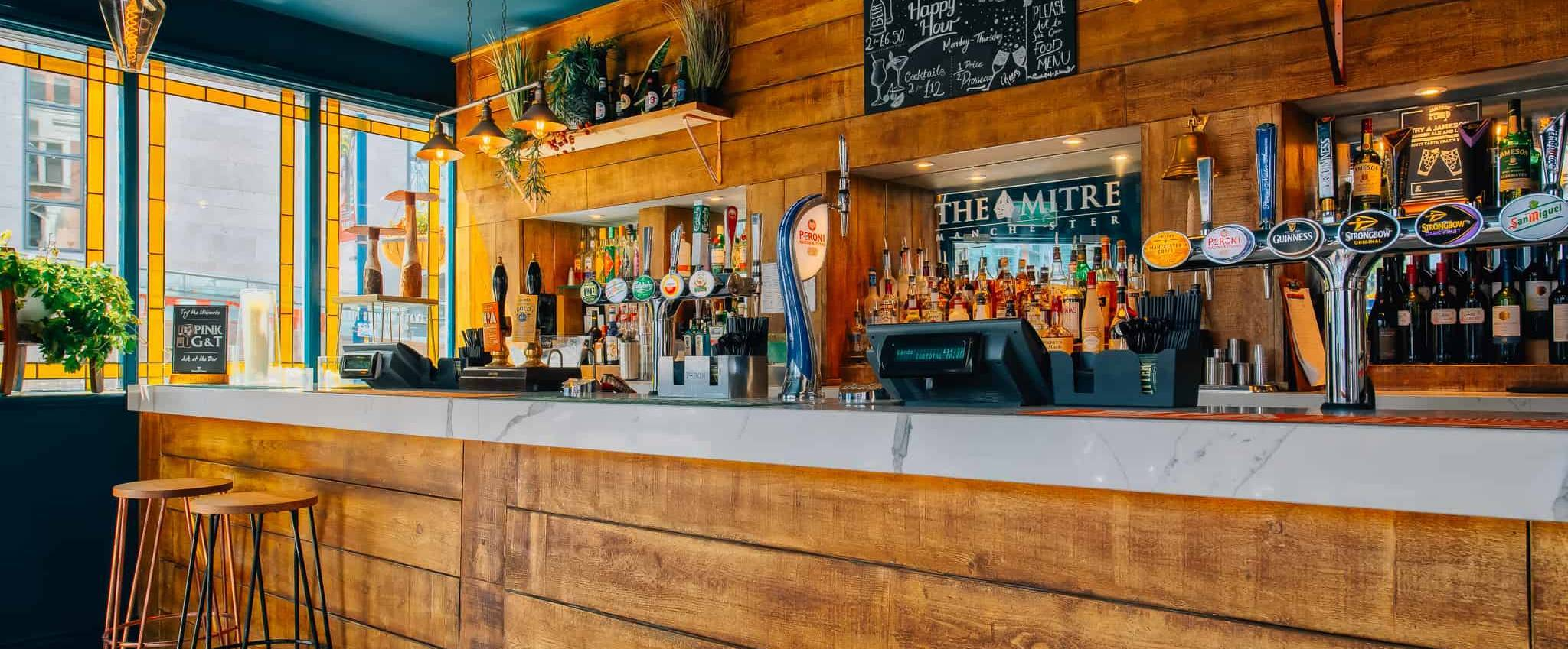 The Mitre Bar and Restaurant