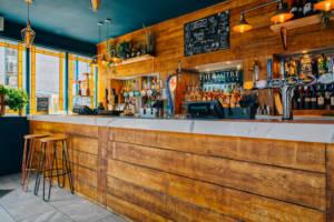 The Mitre Bar Manchester